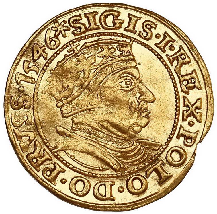 Dukat 1546, Gdańsk