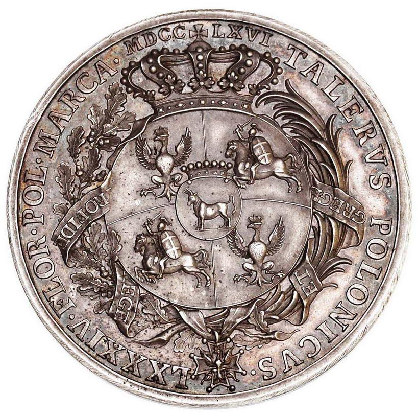 Talar Morikofera, TALERVS POLONICVS 1766