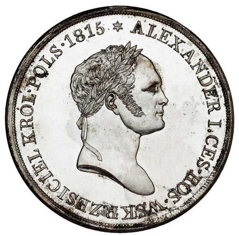 10 złotych 1827, Warszawa