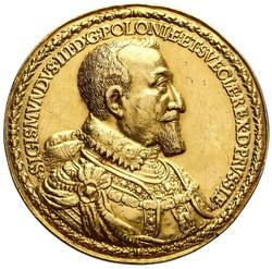 Zygmunt III Waza, 20 dukatów 1617  Gdańsk