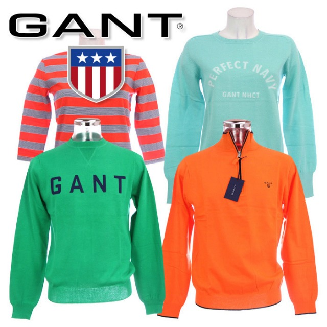 GANT clothes for men and women