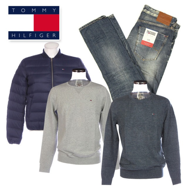 TOMMY HILFIGER clothes for women and men wholesale