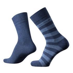 TT 2er-Pack Socken Stripes
