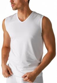Muscle-Shirt, weiss