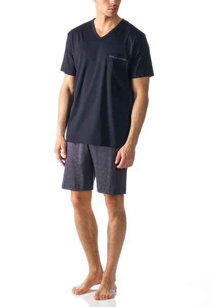 Herren-Pyjama kurz