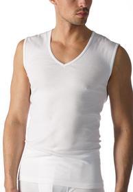 Muscle-Shirt / weiss