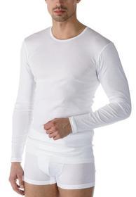 Long-Shirt / weiss