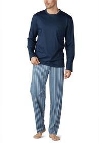 Anzug lang, yacht blue