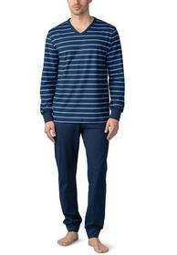 Anzug lang / yacht blue