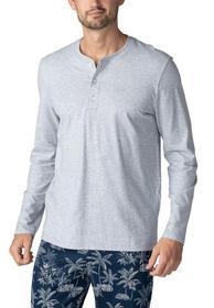 Henley Long-sleeved