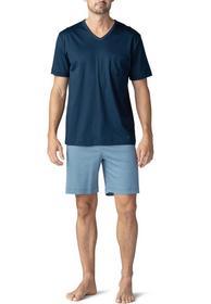 Anzug kurz / yacht blue