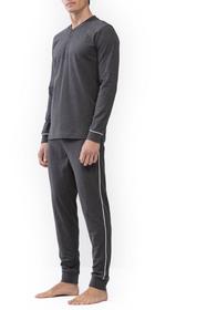 Anzug lang / urban grey
