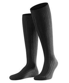 Kniestrümpfe Teppich im Schuh