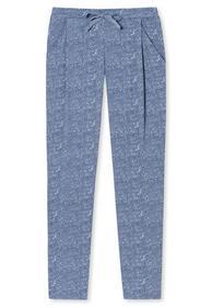 Jerseyhose lang