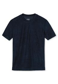 Lounge T-Shirt - Nachtblau
