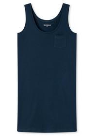 Sleepshirt 0/0 Arm, 90cm - 811/petrol