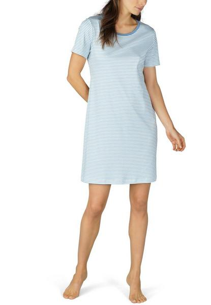 Nachthemd kurz - 516/faded blue