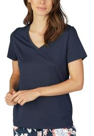 ** Luiza Shirt 1/2 sleeve shor - 408/night blue