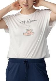 Lilly Shirt 1/2 Arm - 582/ecru