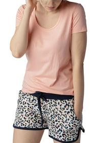 ** Demi T-Shirt 1/2 sleeve sho - 265/peach rose