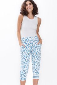 ** Darla Pants 3/4 - 425/pacific blue