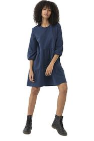 ** Mia Sweat Dress 3/4 sleeve