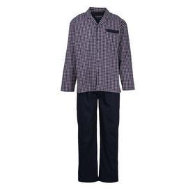 CECEBA Herren Pyjama kariert 1er Pack