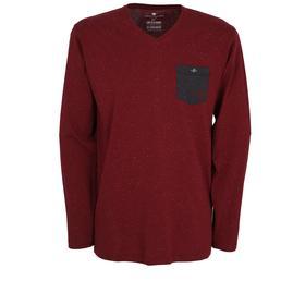 Shirt, 1/1, V-Ausschn.