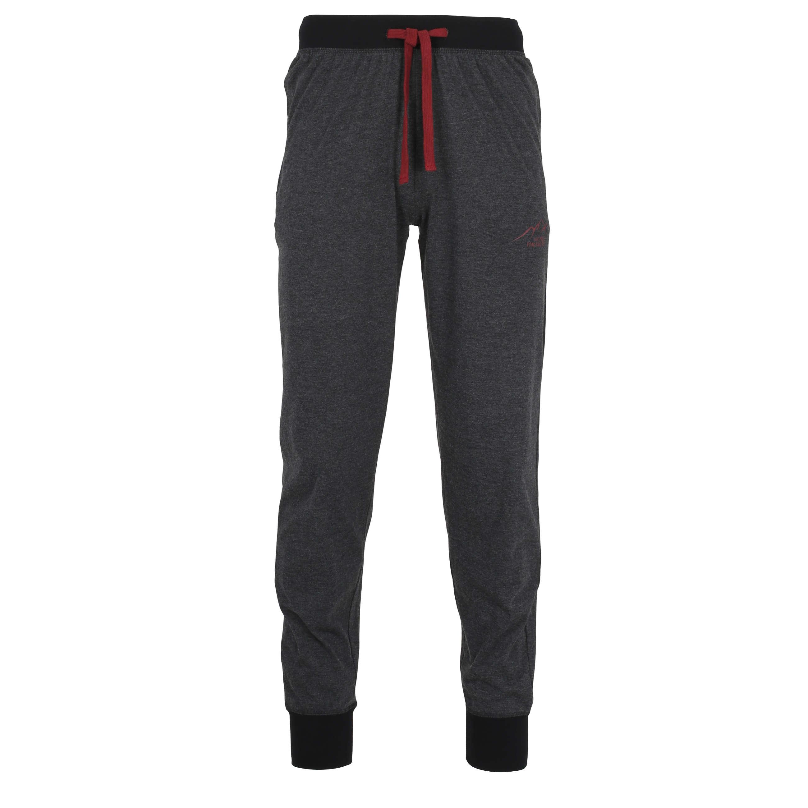 Pyjama Hose, lang, Bündchen