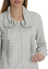 Casual-Strickjacke