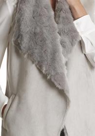 Fake Fur-Weste