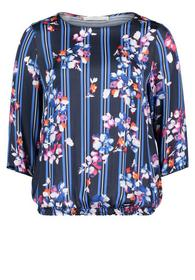 Blüten-Bluse