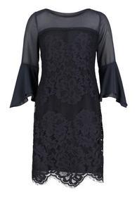 Kleid Kurz 1/1 Arm - 9132/Blue Graphite