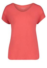Shirt Kurz 1/2 Arm - 4430/Cranberry