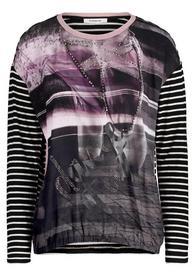 Shirt Kurz 1/1 Arm - 9846/Grey/Ros