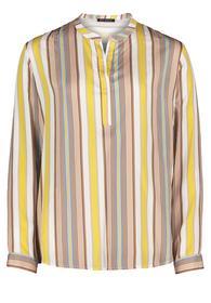 Bluse Lang 1/1 Arm - 7821/Camel/Yellow