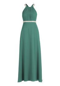 Kleid Lang ohne Arm - 5331/Mint Leaf Green
