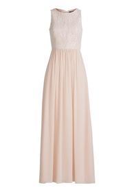 Kleid Lang ohne Arm - 4814/Ros