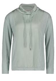 Shirt Kurz 1/1 Arm - 8273/Grey Mint