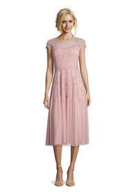 Kleid Kurz 1/2 Arm - 4481/Foggy Rose