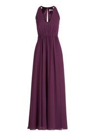 Kleid Lang ohne Arm