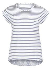 Shirt Lang 1/2 Arm - 1889/White/Classic Blue