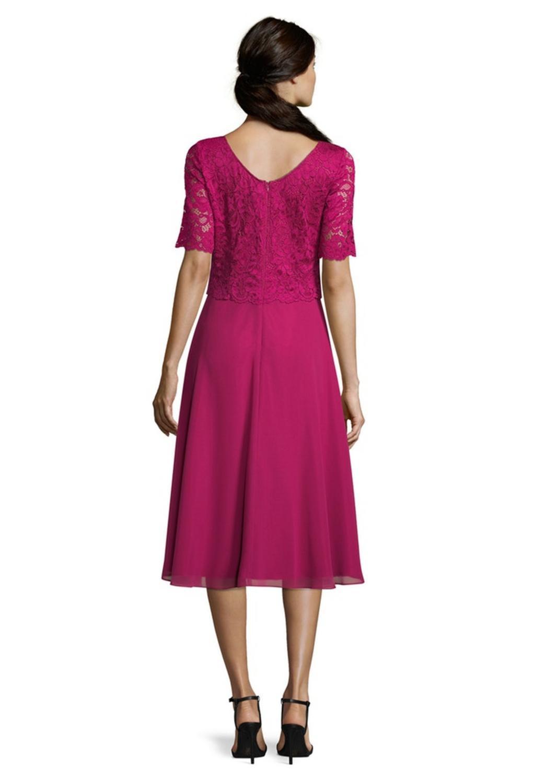 Kleid Kurz 1/2 Arm - Kleider - Kleider & Festlich - Damen