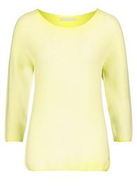 Strickpullover Kurz 1/1 Arm - 5399/Lime Popsicle