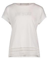 Shirt Kurz 1/2 Arm - 1000/Bright White
