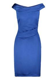 Kleid Kurz ohne Arm - 8437/Bermuda Blue