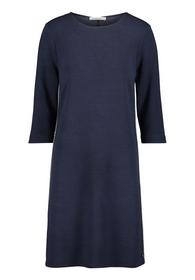Kleid Kurz 3/4 Arm - 8543/Navy Blue