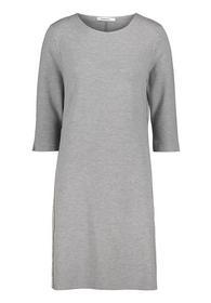 Kleid Kurz 3/4 Arm - 9709/Light Grey Melange