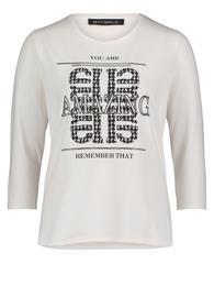 Shirt Kurz 3/4 Arm - 1891/Cream/Black