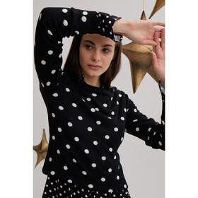 Tupfen-Pullover